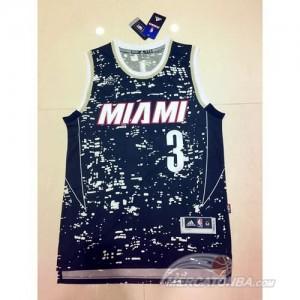 Canotte NBA Edicion Glow Miami Wade