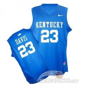 Canotte NCAA Kentucky Davis Blu