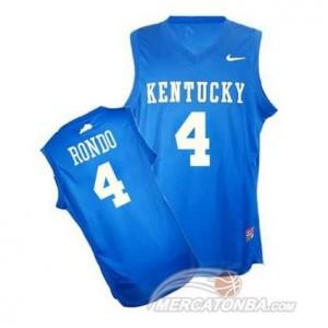 Canotte NCAA Kentucky Rajon Blu