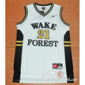 Canotte NCAA Wake Forest Duncan Bianco