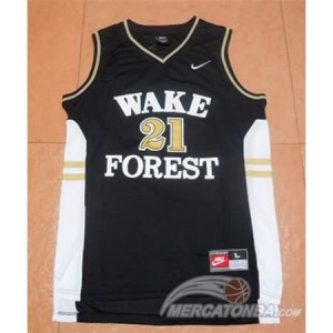 Canotte NCAA Wake Forest Duncan Nero