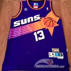 Canotte Nash,Phoenix Suns Viola
