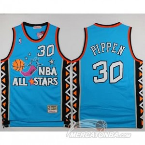 Canotte NBA Pippen,All Star 1996 Verde