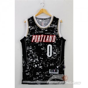 Canotte NBA Edicion Portland Lillard Glow