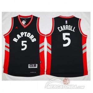 Canotte Carroll,Toronto Raptors Nero