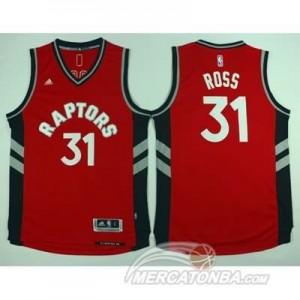 Canotte Ross,Toronto Raptors Rosso