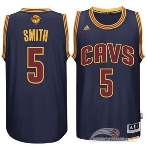 Canotte Rivoluzione 30 Smith,Cleveland Cavaliers Blu