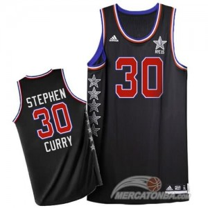 Canotte NBA Stephen,All Star 2015 Nero