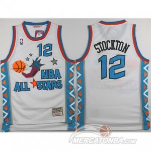 Canotte NBA Stockton,All Star 1996
