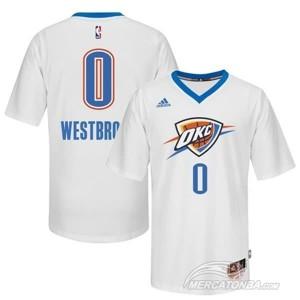 Canotte T-shirt Westbrook Bianco