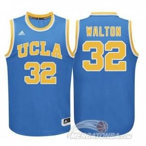 Canotte NCAA UCLA Walton Blu