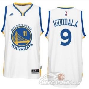 Canotte Iguodala,Golden State Warriors Bianco