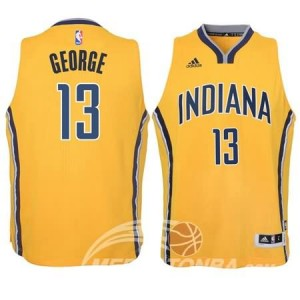 Canotte Bambini Indiana George,Houston Rockets Giallo