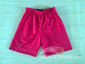 Pantaloni Jordan Rosso