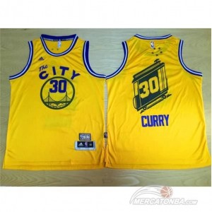 Canotte city Curry,Golden State Warriors