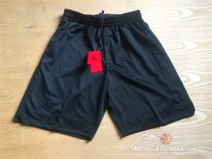 Pantaloni Jordan Nero