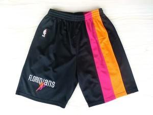 Pantaloni ABA Miami Heats Nero