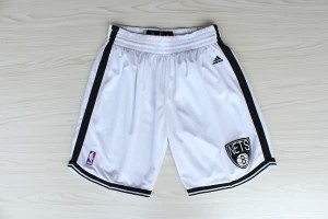 Pantaloni Brooklyn Nets Bianco