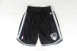 Pantaloni Brooklyn Nets Nero