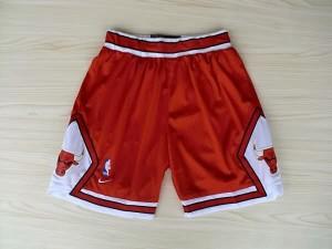 Pantaloni Chicago Bulls Rosso