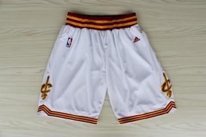 Pantaloni Cleveland Cavaliers Bianco