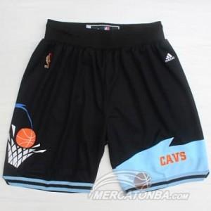 Pantaloni Cleveland Cavaliers Nero