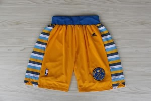 Pantaloni Denver Nuggets Giallo