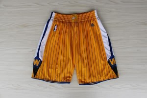Pantaloni Golden State Warriors Giallo