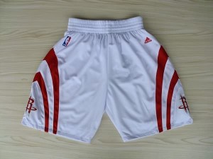 Pantaloni Houston Rockets Bianco