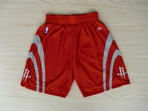Pantaloni Houston Rockets Rosso