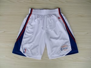 Pantaloni Los Angeles Clippers Bianco