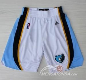 Pantaloni Memphis Grizzlies Bianco