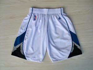 Pantaloni Minnesota Timberwolves Bianco