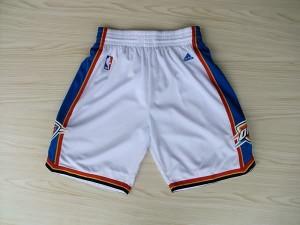 Pantaloni Oklahoma City Thunder Bianco