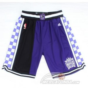 Pantaloni Sacramento Kings Viola