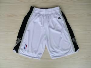 Pantaloni San Antonio Spurs Bianco