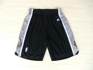 Pantaloni San Antonio Spurs Nero