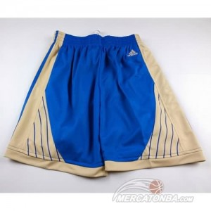 Pantaloni Golden State Warriors Christmas Blu
