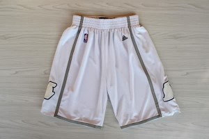 Pantaloni retro Los Angeles Lakers Bianco