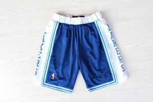 Pantaloni retro Los Angeles Lakers Blu