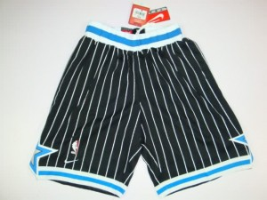 Pantaloni retro Orlando Magic Nero