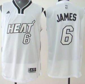 Canotte James,Miami Heats Bianco2