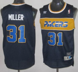 Canotte Miller,Indiana Pacers Nero2