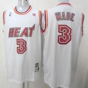 Canotte Wade,Miami Heats Bianco2