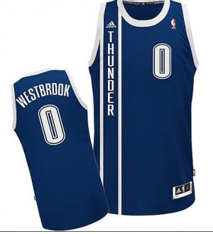 Canotte Rivoluzione 30 Westbrook,Oklahoma City Thunder Blu2