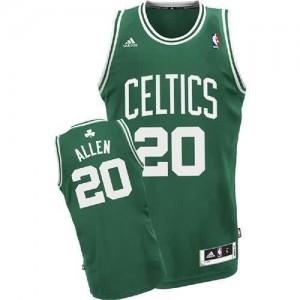 Canotte Rivoluzione 30 Allen,Boston Celtics Verde
