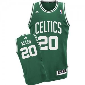 Canotte Allen,Boston Celtics Verde