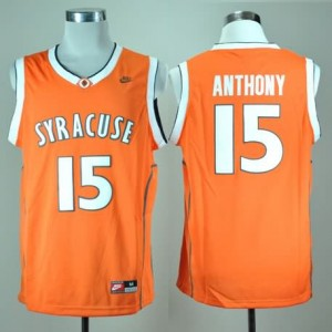 Canotte NCAA Anthony,Syracuse Arancione