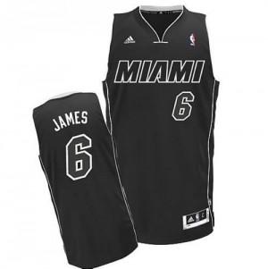Canotte Rivoluzione 30 James,Miami Heats Nero