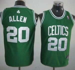 Canotte Bambini Allen,Boston Celtics Verde